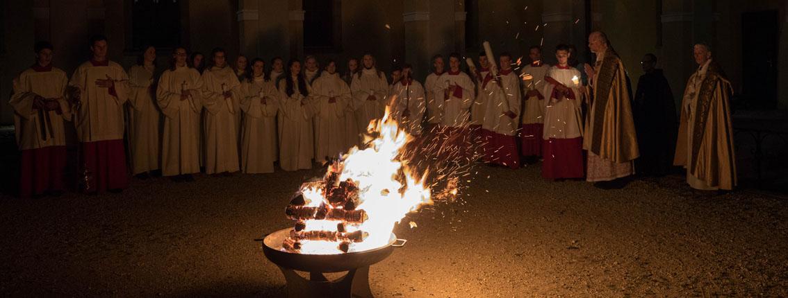 feier vom leiden und sterben christi